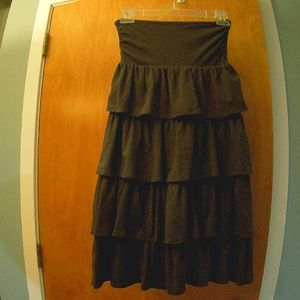 J Crew Strapless Dress or Skirt - XS